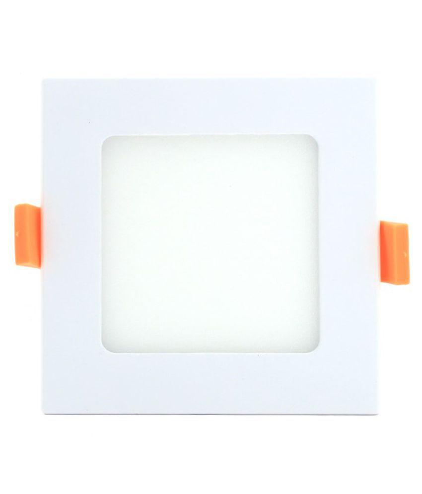 HOC LIGHT 8W Panel Lights - Pack of 1