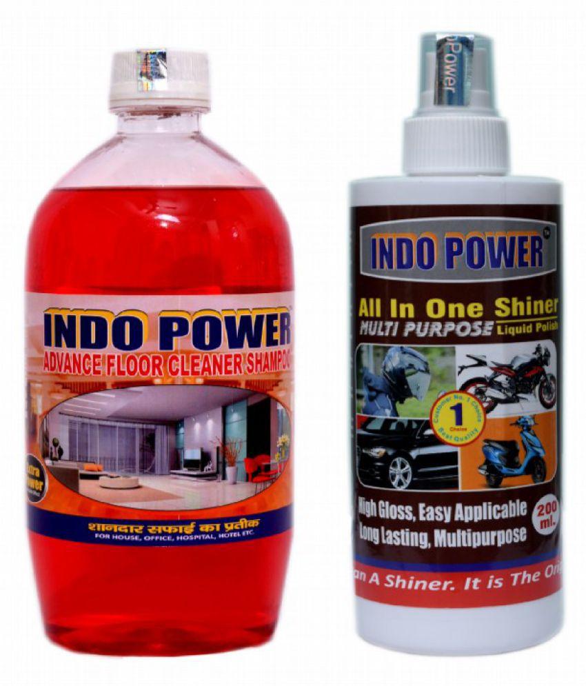 indopower All Purpose Cleaner Liquid ROSE 1200 gm