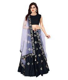1806837420 Blue Lehenga: Buy Blue Lehenga for Women Online at Low Prices in ...