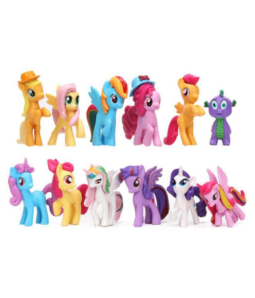 My Little Pony 12 Pcs SDL 2 4a2ea