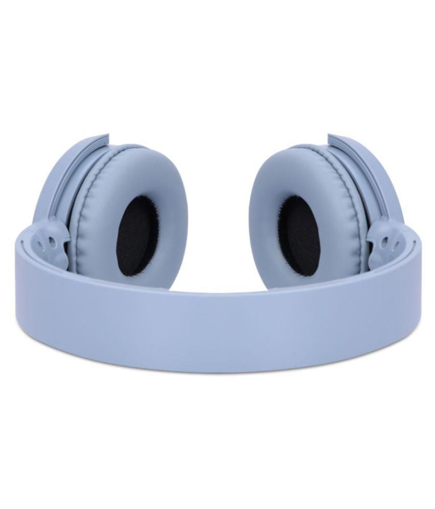 fea26da4435 Zebronics ZEB-SMARTPLUS Bluetooth Headset - Grey - Bluetooth Headsets  Online at Low Prices | Snapdeal India
