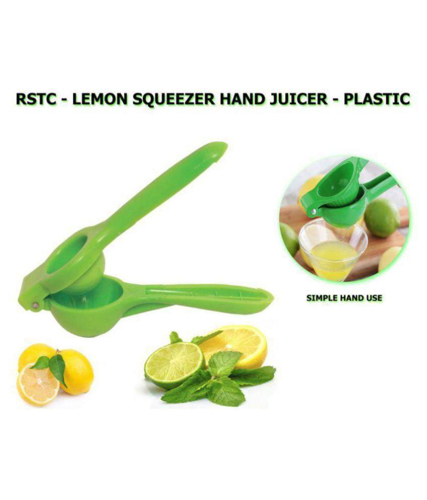 RSTC LEMON JUICER SQUEEZER Dark Green Squeezer