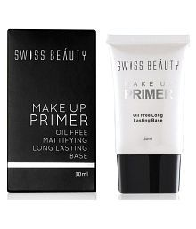 Swiss Beauty Oil Free Mattifying Face Primer Cream 30 ml