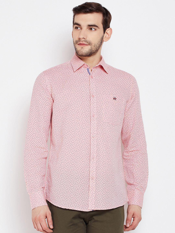 Crimsoune Club Linen Shirt