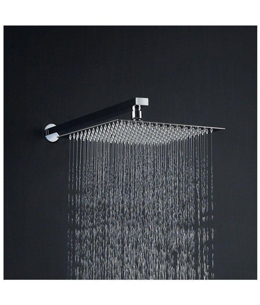 Buy Straina 6x6 Quot Shower With 12 Quot Arm Stainless Steel Rain