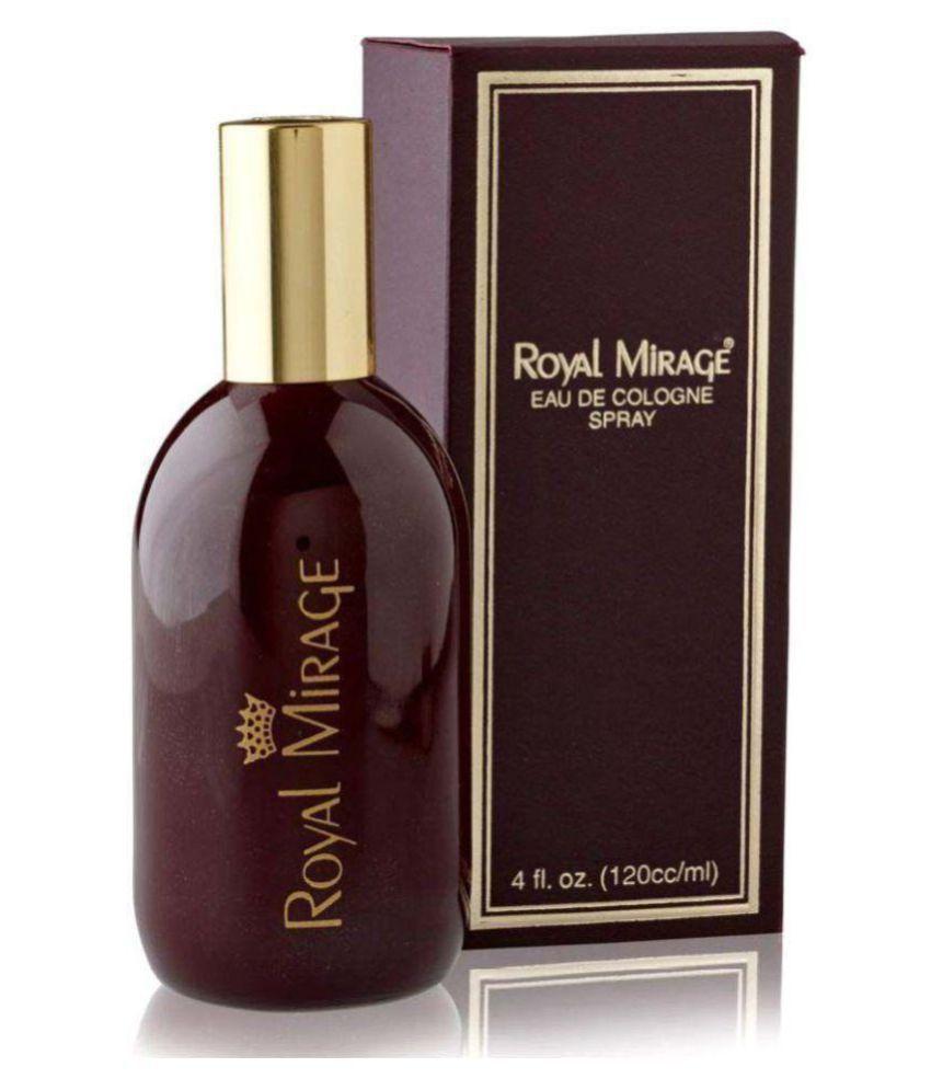 Royal Mirage Eau de cologne (For men & women)-120 ml