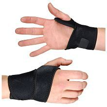 Jm 1 X Guard Brace Gym Protect Wrist Support Free Size