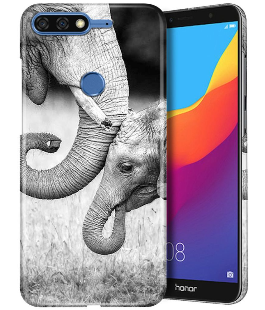 Honor 7A Printed Cover By Knotyy