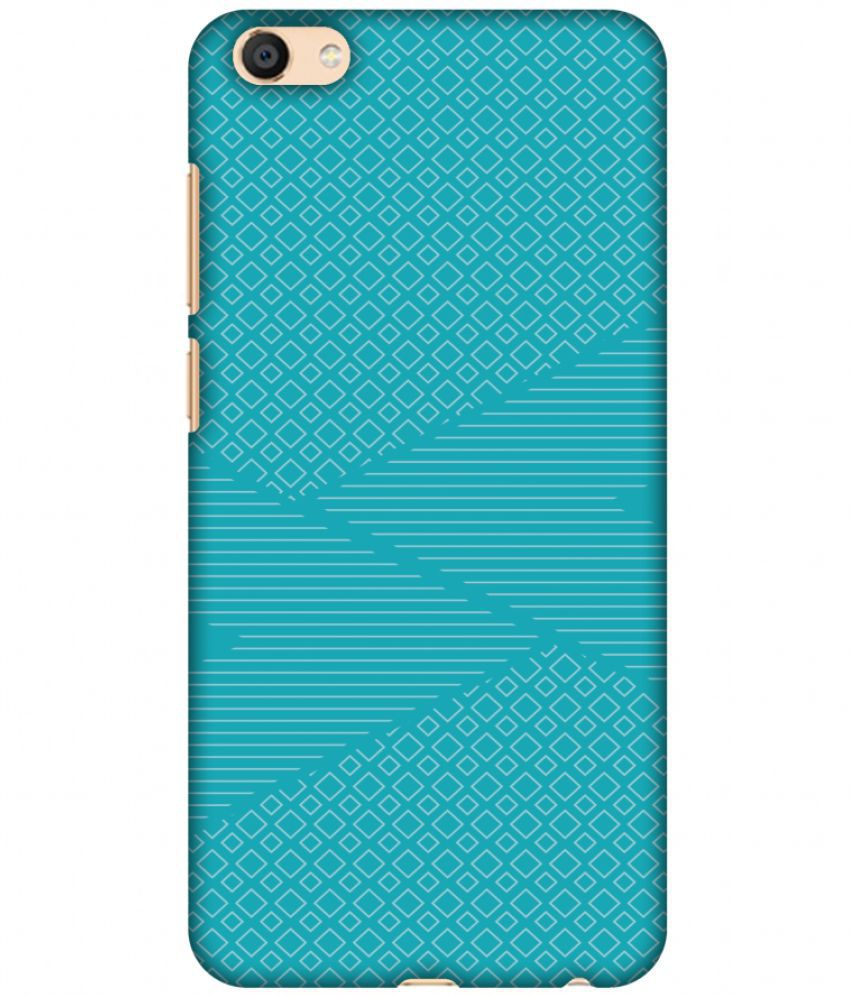 Vivo X7 Printed Cover By Amzer