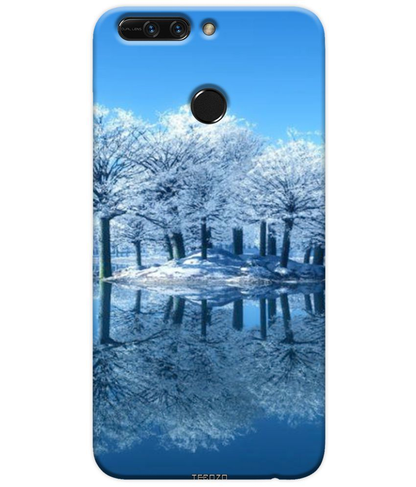 Huawei Honor 8 Pro Printed Cover By Tecozo 3d Printed Cover