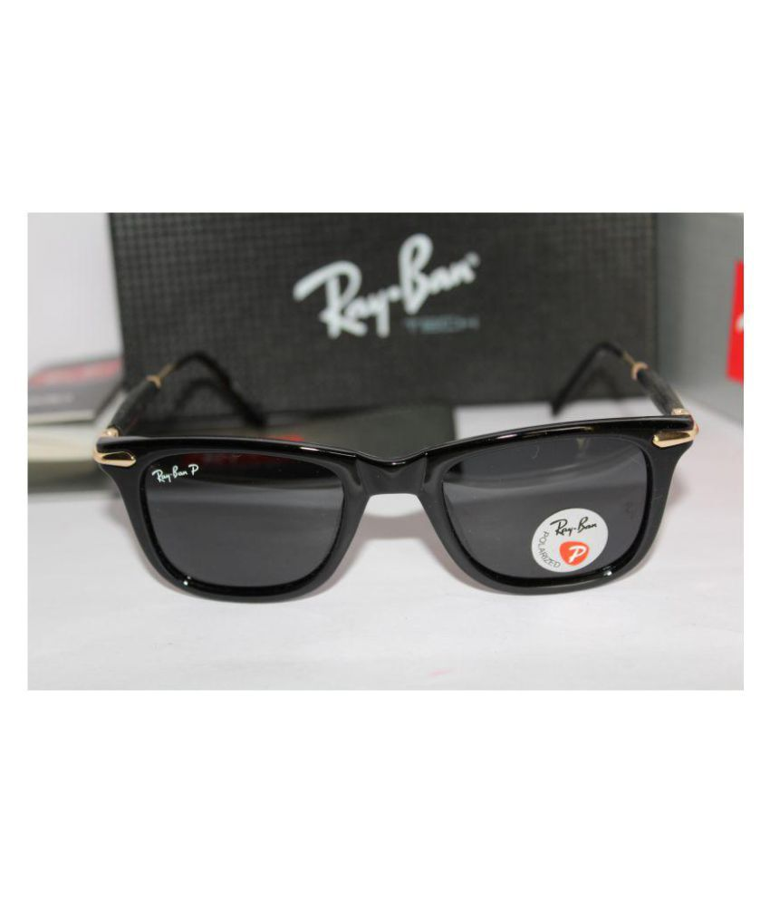 cbb9f889ae Ray Ban Sunglasses Black Wayfarer Sunglasses ( RB 2148 ) - Buy Ray Ban  Sunglasses Black Wayfarer Sunglasses ( RB 2148 ) Online at Low Price -  Snapdeal