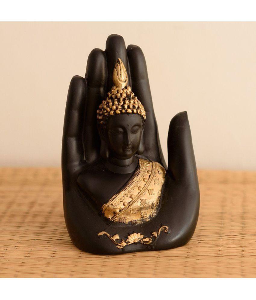 Craftam Buddha Polyresin Idol
