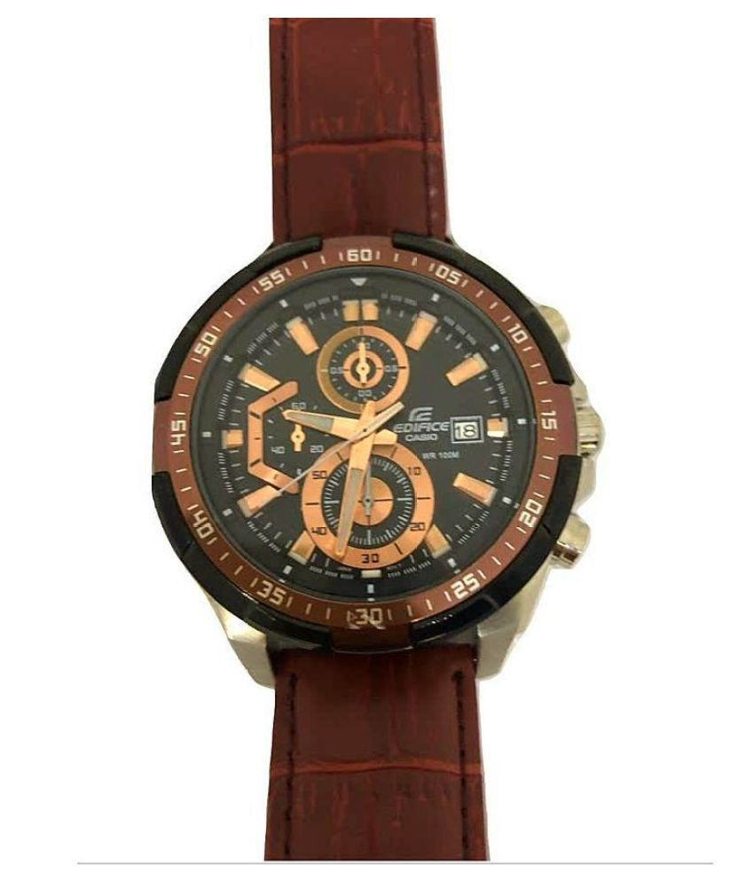 5c628944bb3e Men Fashion 5345 EFR539 Watch - Buy Men Fashion 5345 EFR539 Watch Online at  Best Prices in India on Snapdeal