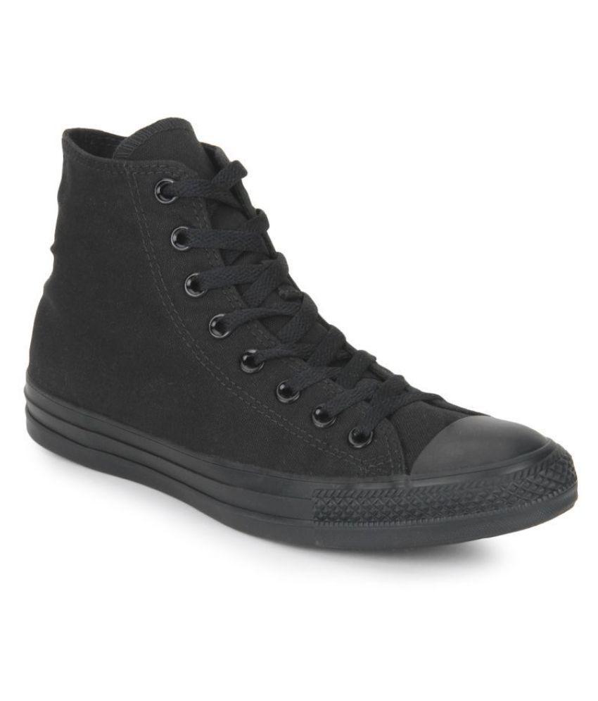 Converse Black Casual Shoes