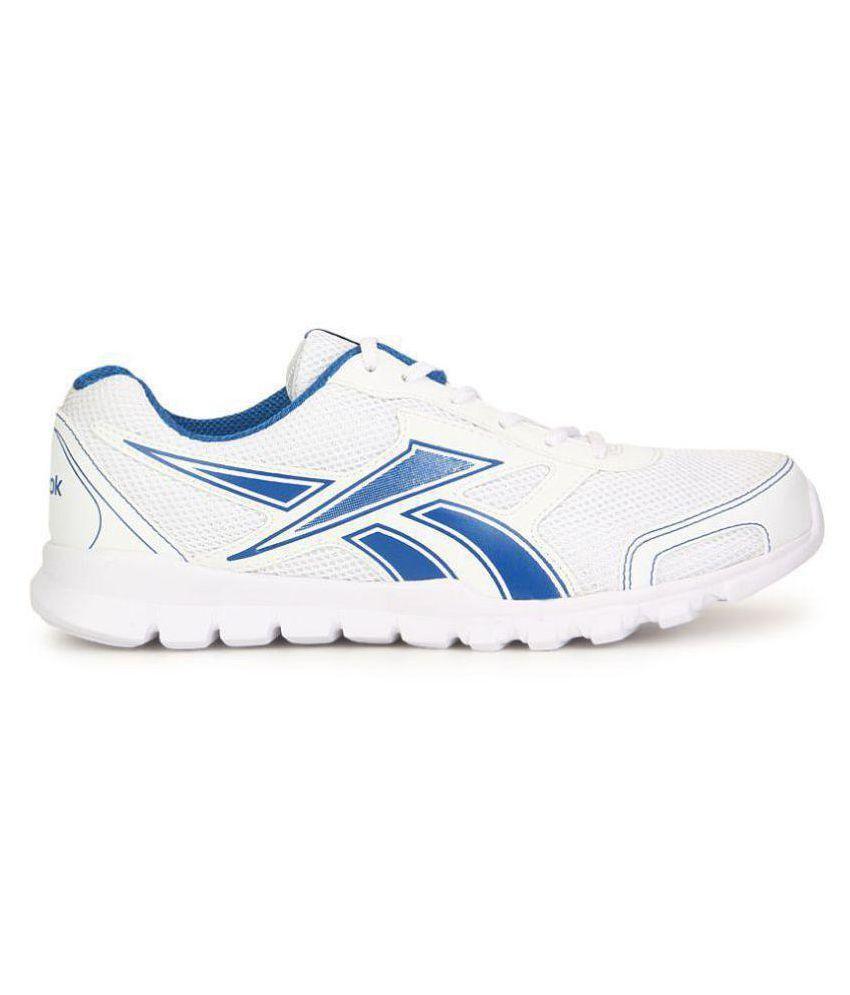 Reebok Transit Runner 2.0 White Running Shoes - Buy Reebok Transit ... 5c3e3fa88