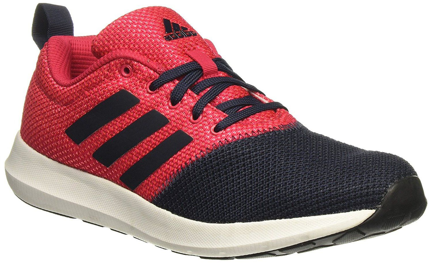 online store d77fd 66e1d Adidas Red Running Shoes Price in India- Buy Adidas Red Running Shoes  Online at Snapdeal