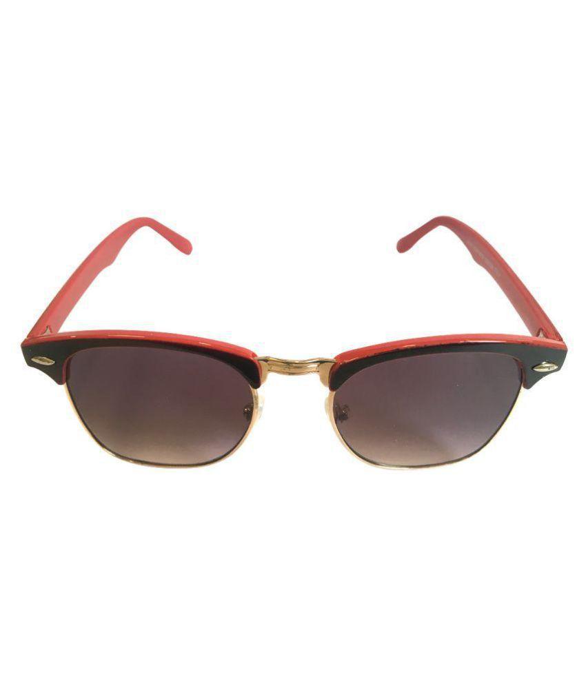 Devizer Voilet Clubmaster Sunglasses ( DSG40 )