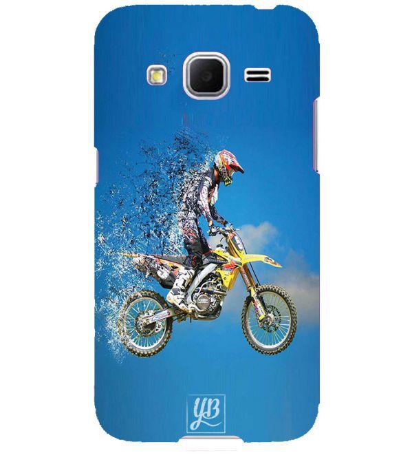 Samsung Galaxy Core Prime 3D Back Covers By YuBingo