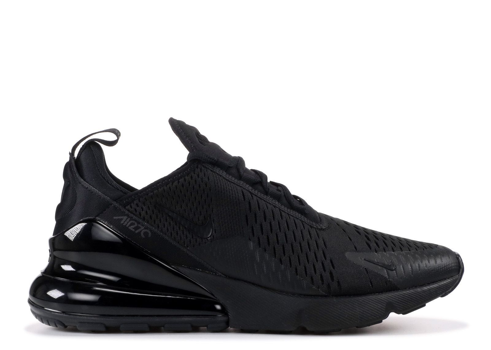c55aec4b24edec Nike AIR 27 C Black Running Shoes - Buy Nike AIR 27 C Black Running Shoes  Online at Best Prices in India on Snapdeal