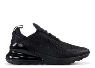 Nike AIR 27 C Black Running Shoes - Buy