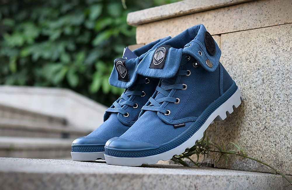 779602310d ... Fashion Mens Womens Palladium Style High-top Military Ankle Boots  Martin Boots Comfortable Casual Shoes ...