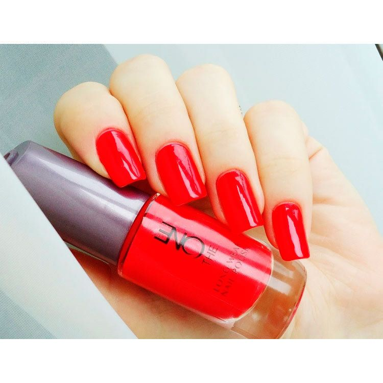 oriflame the one long wear nail polish 30528 red sky at night matte rh snapdeal com