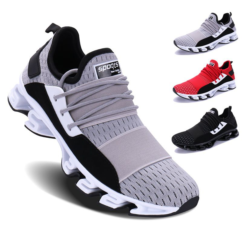 6132921841f1 Yerenjun New Fashion Men's Comfortable Breathable Sports Shoes ...