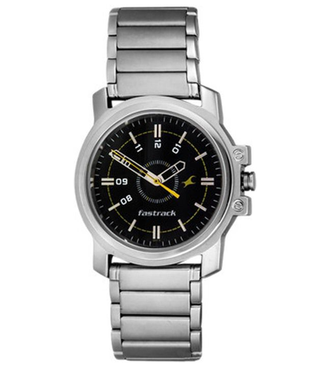 02e3011f31b Speed time 3039SM02 Metal Analog Watch - Buy Speed time 3039SM02 Metal  Analog Watch Online at Best Prices in India on Snapdeal