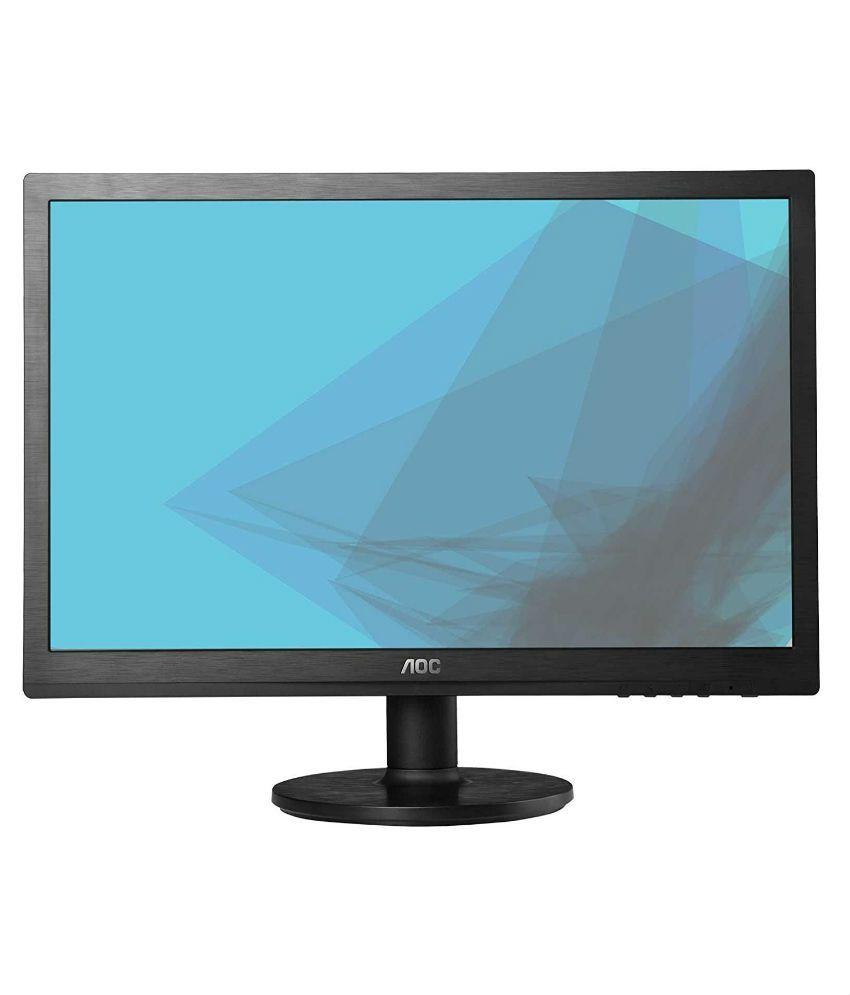 AOC 15.6 inch HD LED Backlit Monitor  (e1660Sw)