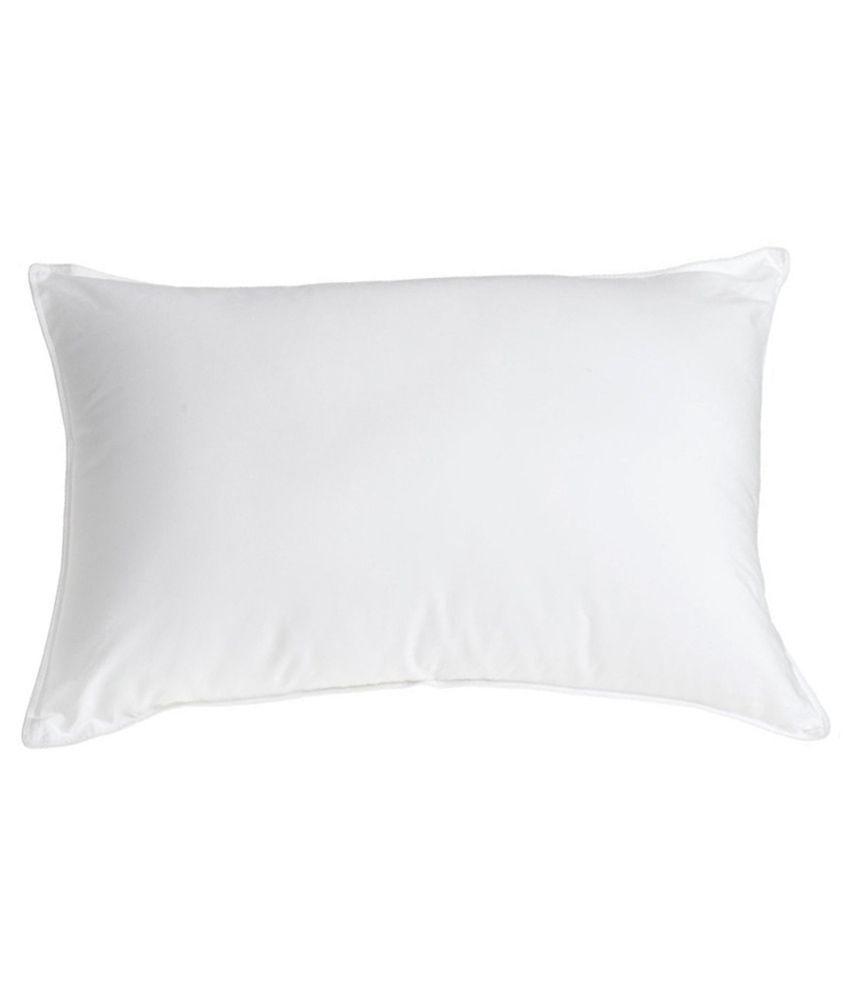 Panipat Textile Hub Single Fibre Pillow