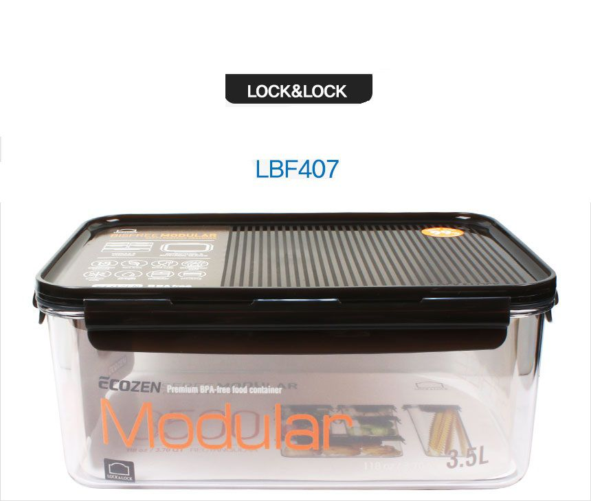 Lock & Lock Polyproplene Food Container Set of 1