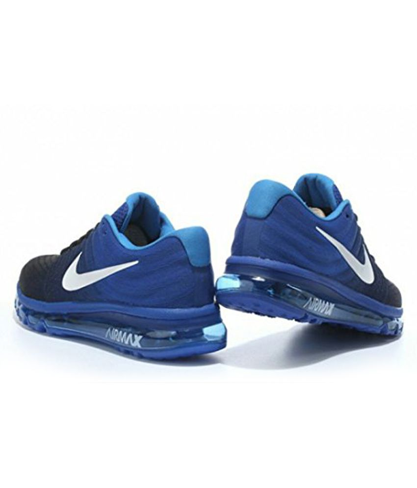 Nike Air Max 2017 Blue Running Shoes - Buy Nike Air Max 2017 Blue ... 081bc6856