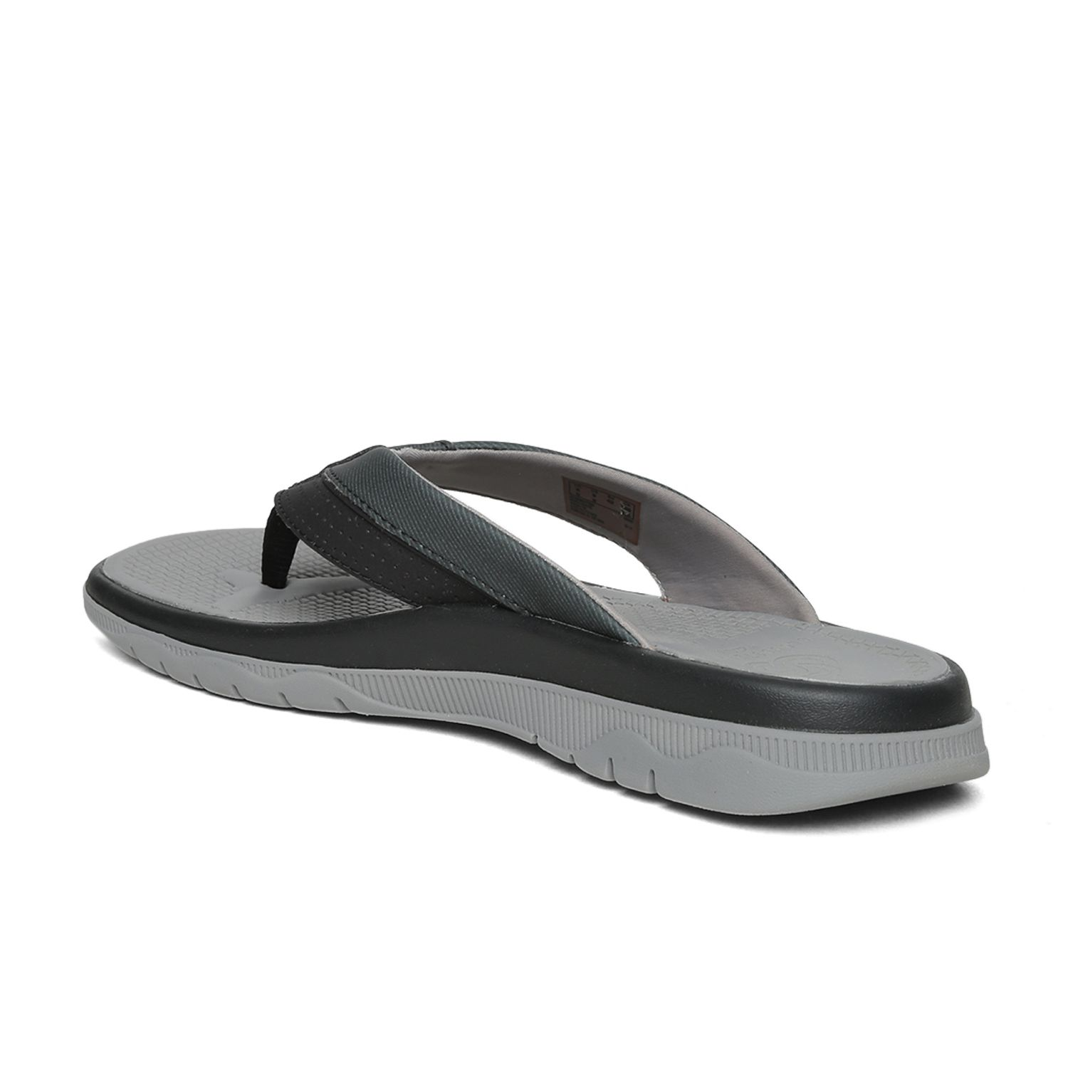 fd15c85fa Clarks Black Thong Flip Flop Price in India- Buy Clarks Black Thong ...