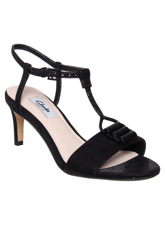 Clarks Black Stiletto Heels