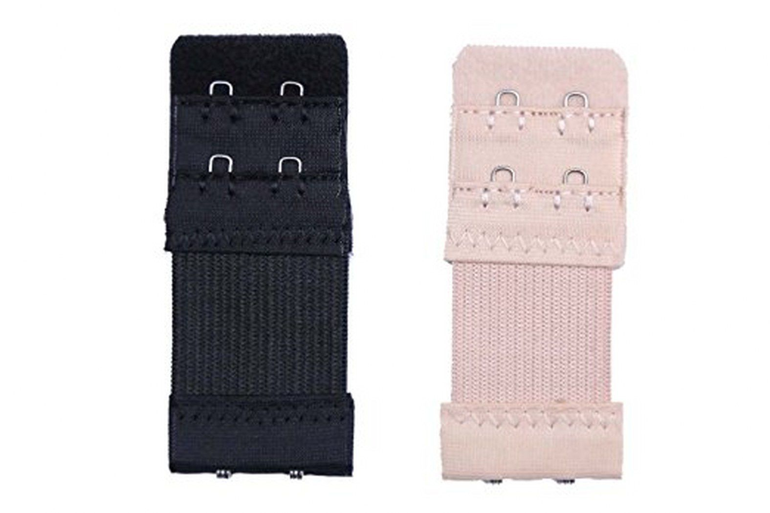 8a6d8ad4df084 Buy Pavvoin bra hook extender with extra elastic Online at Best Prices in  India - Snapdeal