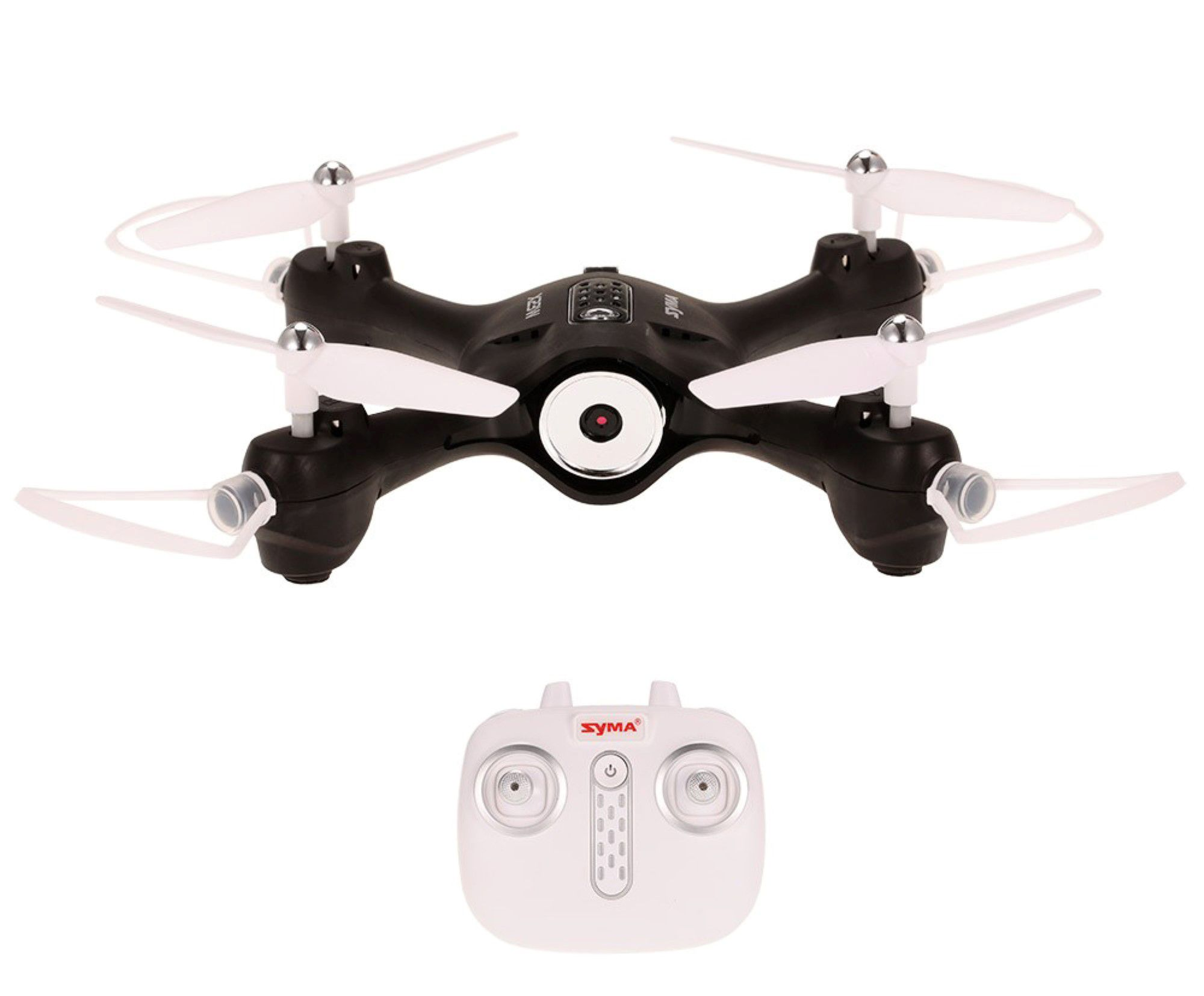 Toyhouse Syma X23 Drone Headless Mode Altitude Hold G-sensor Quadcopter,  Black