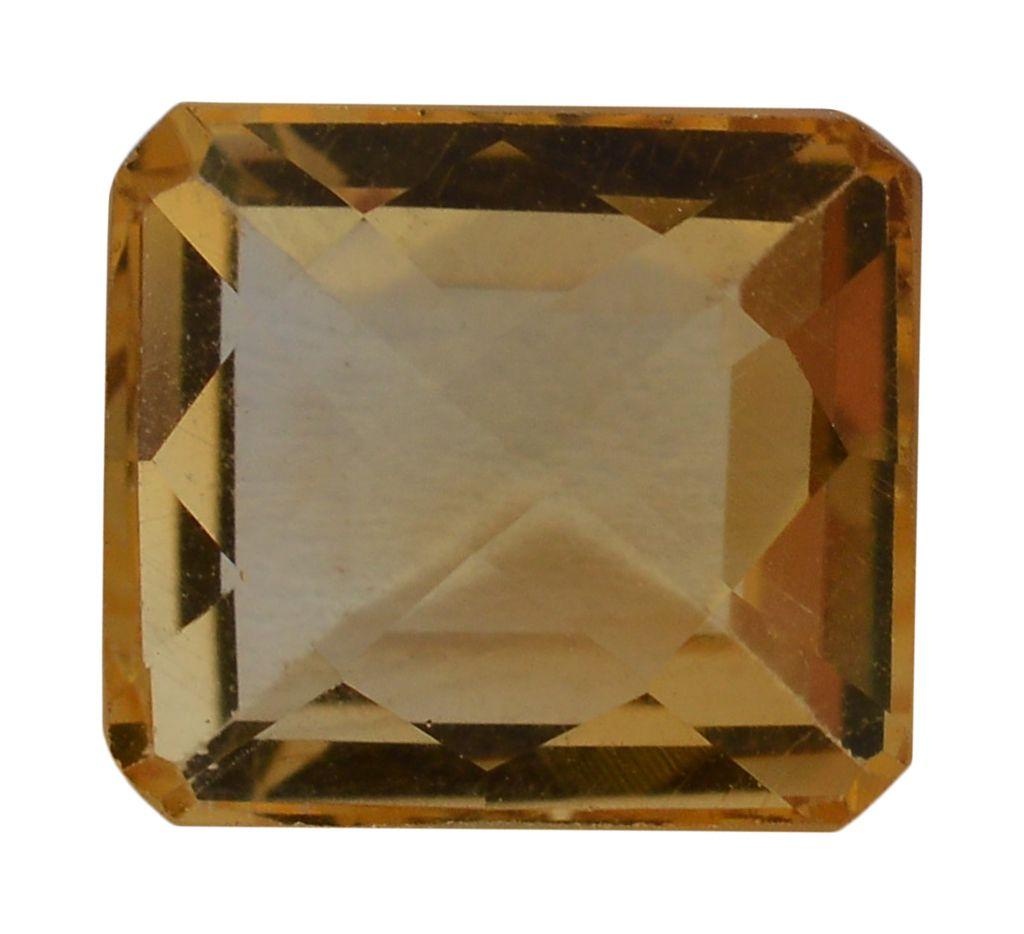 pitliya jewellers 5 - 5.5 -Ratti Self certified Citrine