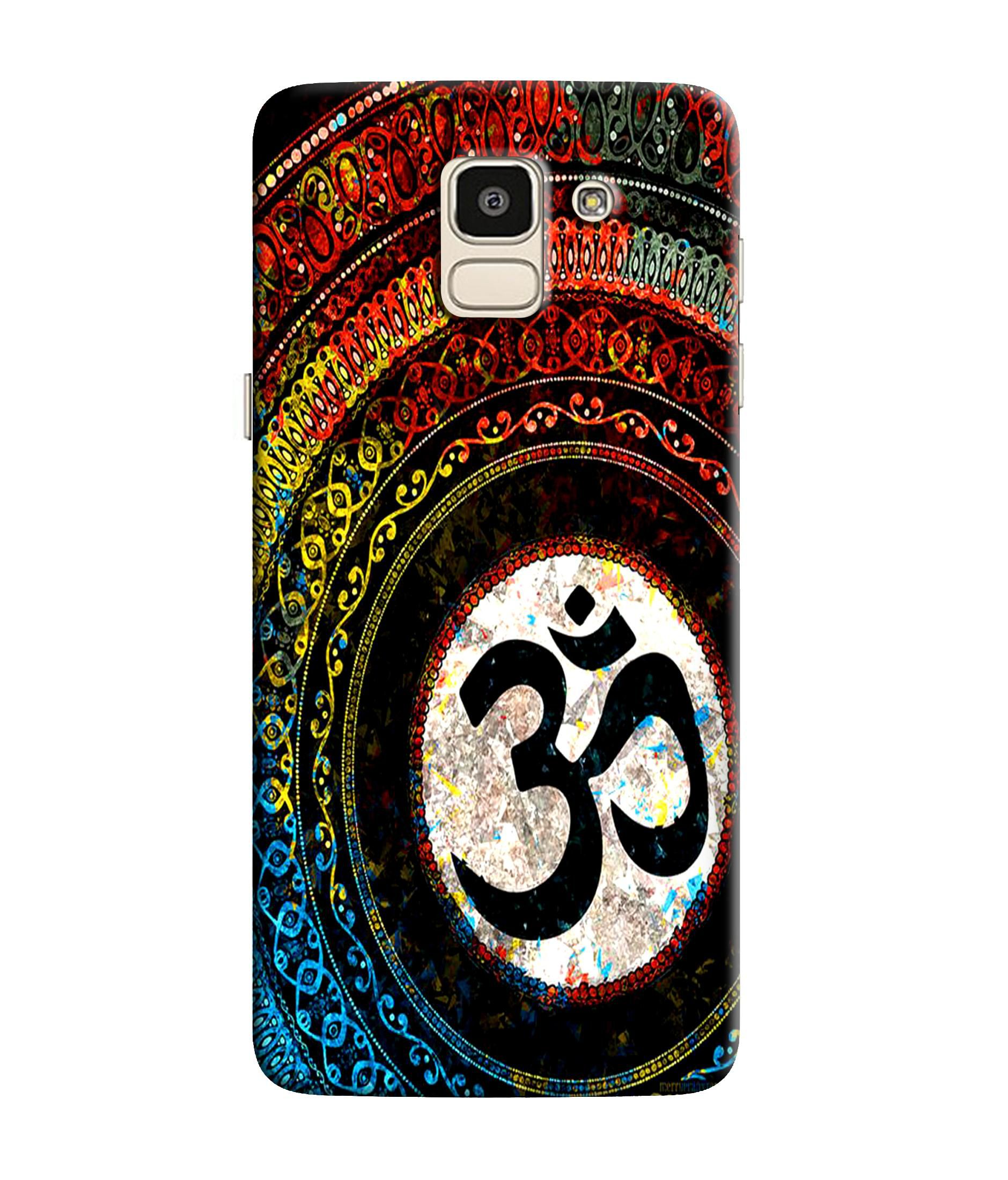 Samsung Galaxy A6 Printed Cover By HI5OUTLET
