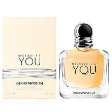 Giorgio Armani Emporio Armani Because It's You EDP Spray For Women 100ML