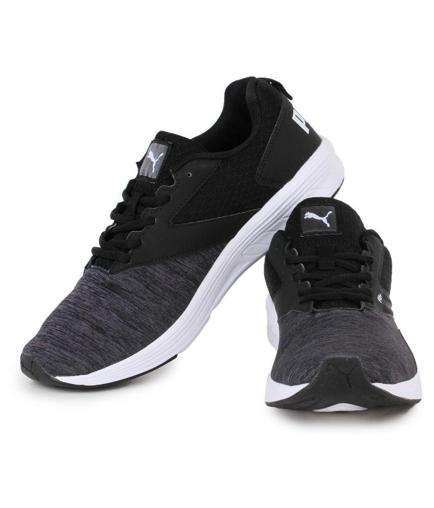 af7f745f51c Puma Comet IPD Black Training Shoes - Buy Puma Comet IPD Black ...