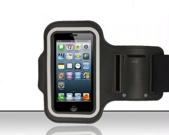 Relojes Y Joyas 100% True 5.5inch Sports Running Jogging Gym Armband Arm Band Holder Bag For Mobile Phones