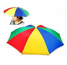 7b58e028ff251 Quick View. Peshkar Hat Head Hand Free Umbrella for Kids Boys and Girls ...