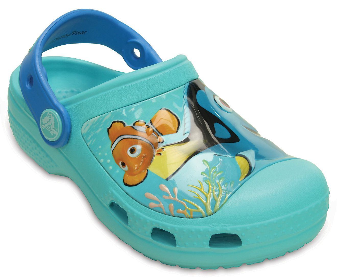 d5f01b457 Crocs CC Finding Dory Blue Kids Clog Price in India- Buy Crocs CC Finding  Dory Blue Kids Clog Online at Snapdeal