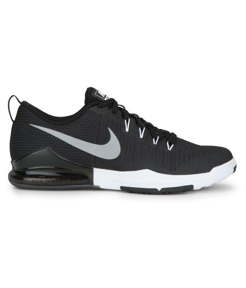 618e98f305e5 Nike Zoom Train Action Black Running Shoes - Buy Nike Zoom Train ...