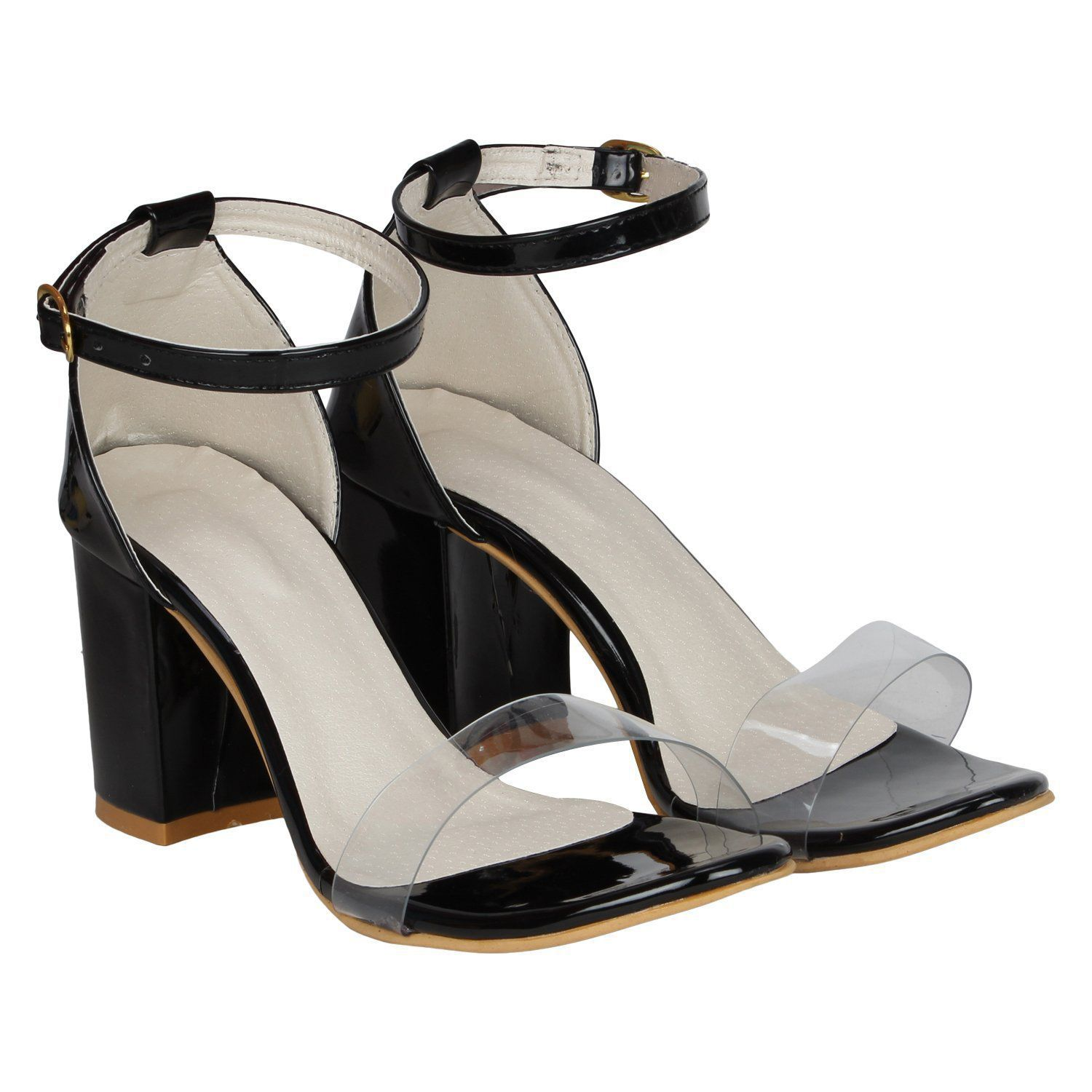 SHOFIEE Black Block Heels best seller new release dates cheap online discount order free shipping wholesale price hy3l4