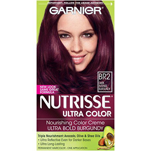 Garnier Permanent Hair Color Burgundy 1 Gm Buy Garnier Permanent Hair Color Burgundy 1 Gm At Best Prices In India Snapdeal