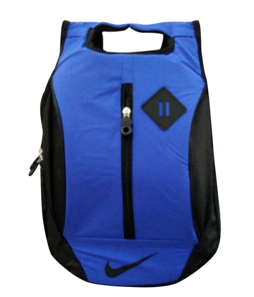 Nike Bag Nike Backpack College Bag College Backpack School Backpack School Bag  Laptop Bag- Blue Color - Buy Nike Bag Nike Backpack College Bag College ... af0ffe2229de