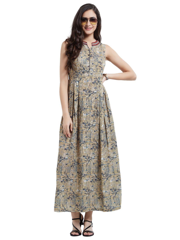 SOIE Polyester Multi Color Dresses
