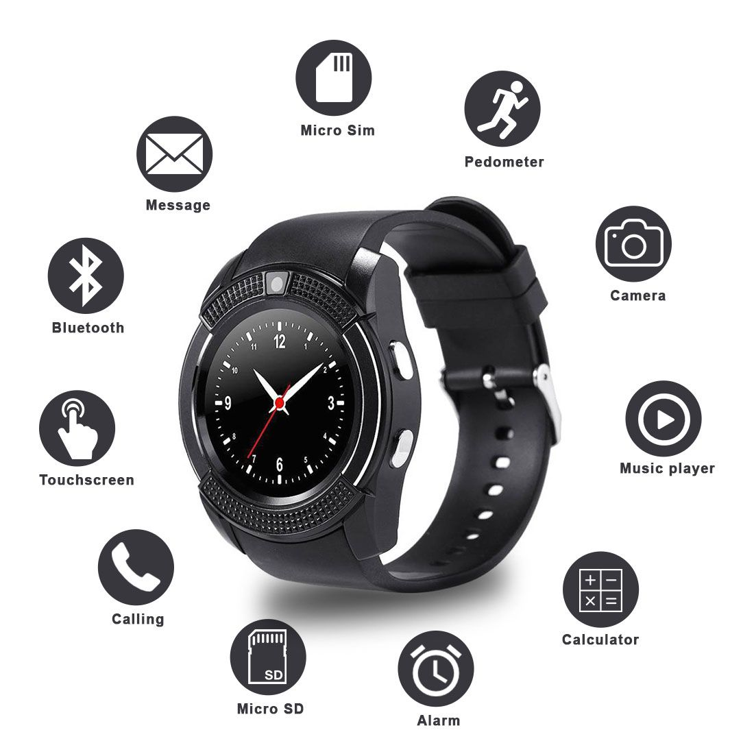 Bingo C6 Smart Watches