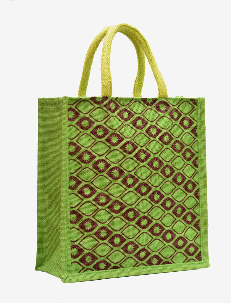 AGGDA Green Lunch Bags - 1 Pc